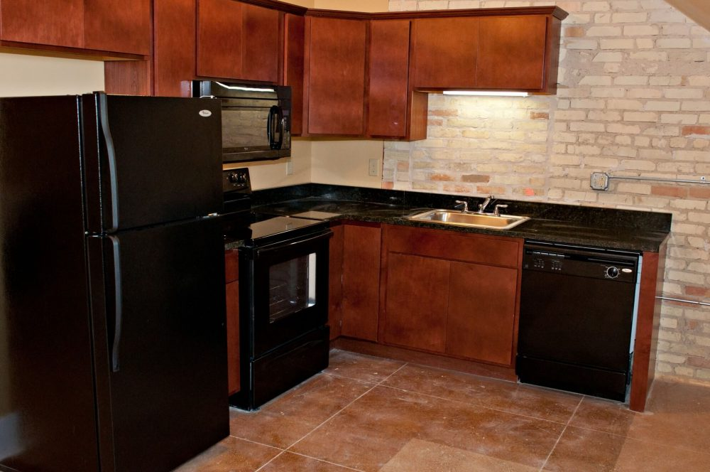 630 Lofts Traverse City Michigan Low Income Housing Apartments Kitchen