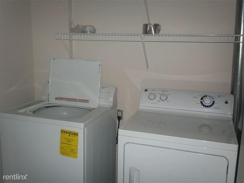 Agnes Street In-Unit Laundry