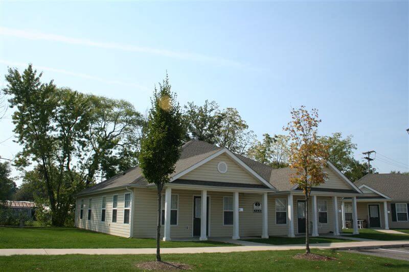 Apple Ridge Buildings