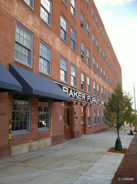 Baker Lofts Grand Rapids Exterior