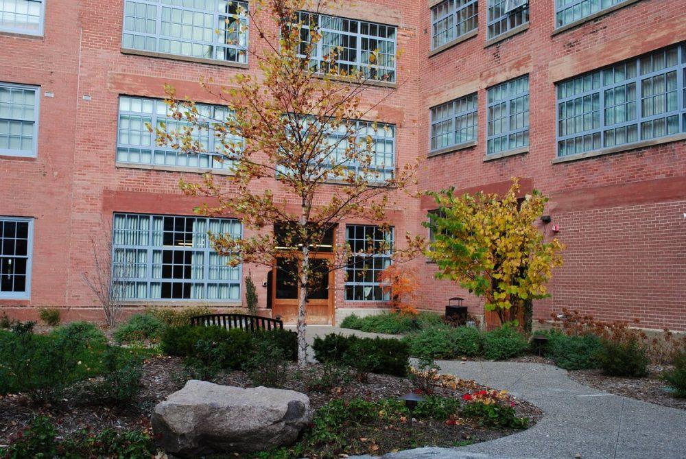 Baker Lofts Grand Rapids Garden