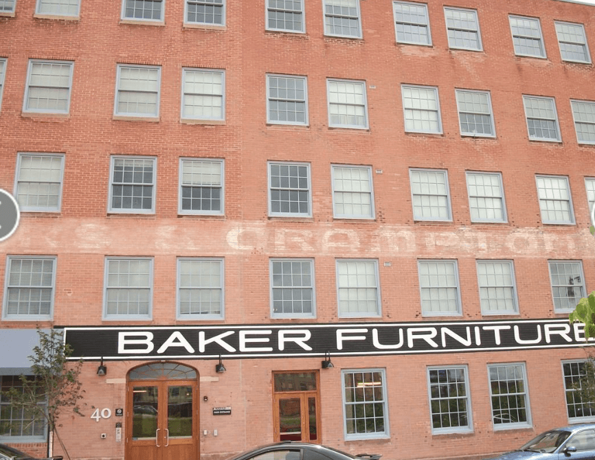 Baker Lofts GrandRapids Front Exterior