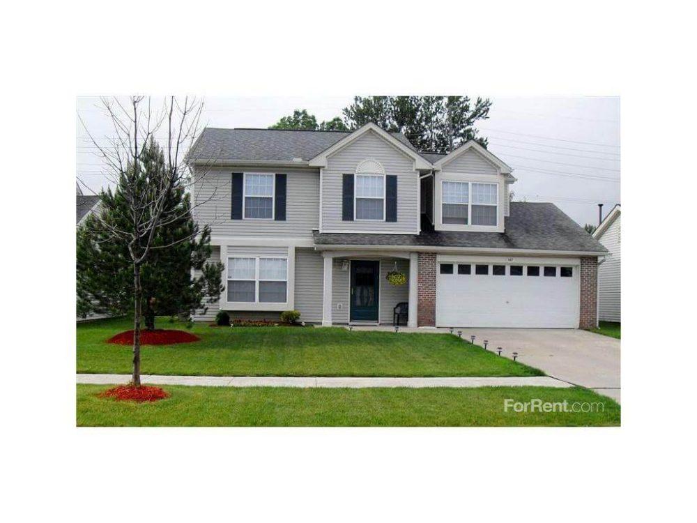 Baldwin Villas Pontiac MI Home