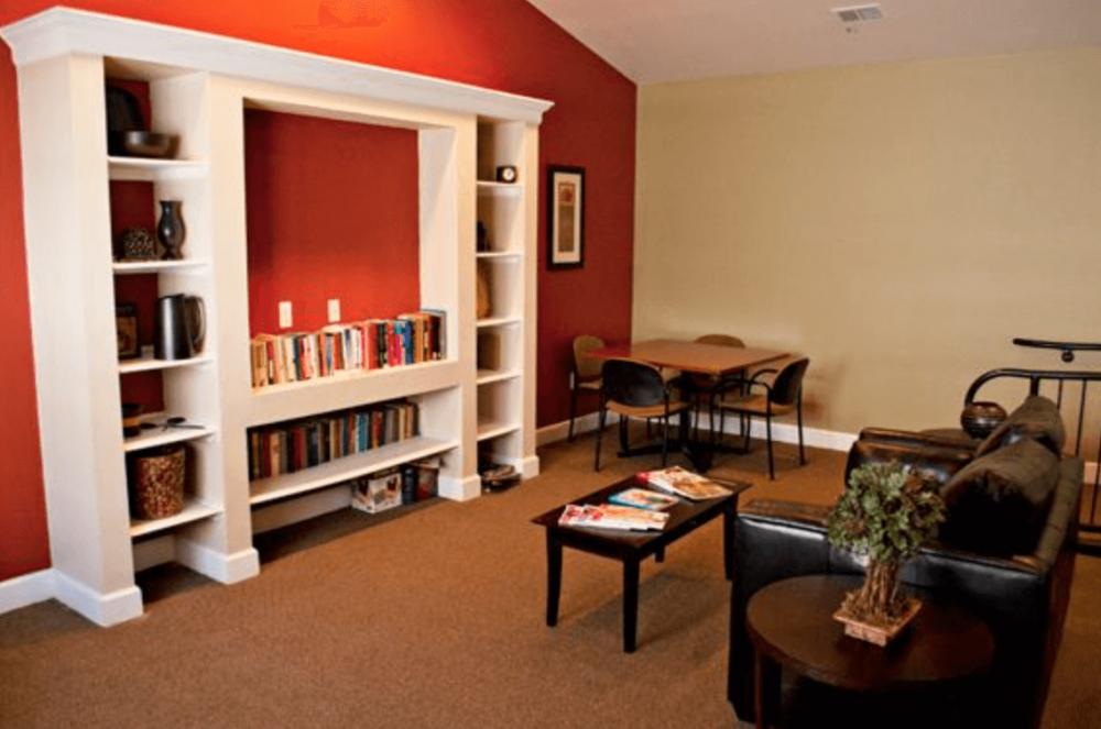 Bellemere Senior Apartments Detroit MI Community Library