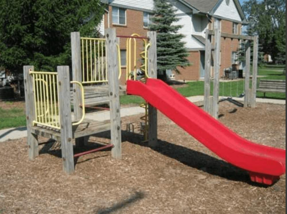 Benjamin Manor Highland Park MI Slide
