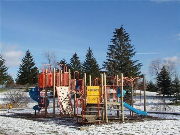 Camelot Hills Lansing MI Playground