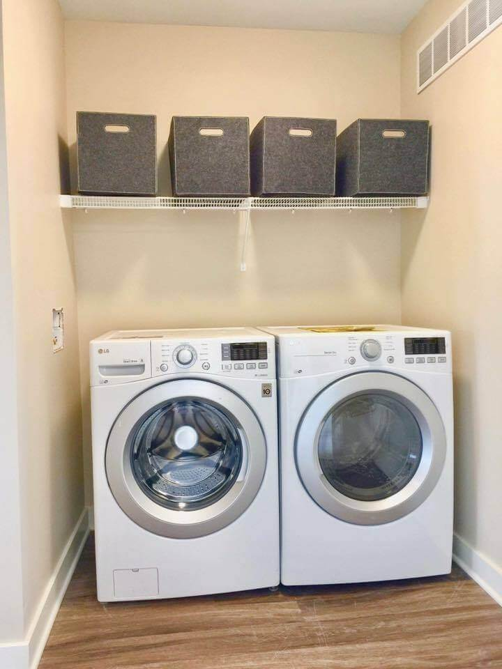 Campus Creek Cottages Big Rapids MI Apartments Energy Efficient In Unit Laundry