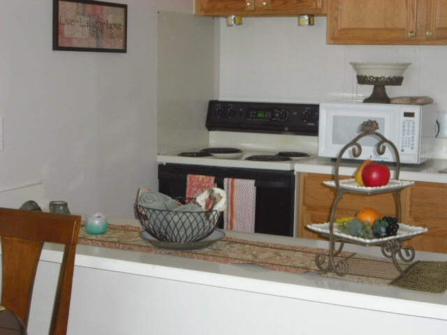 Centerline Park Towers Centerline MI Senior Apartments Kitchen