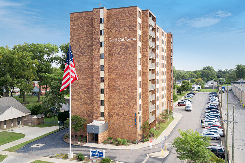 Royal Oak Towers Senior Apartments