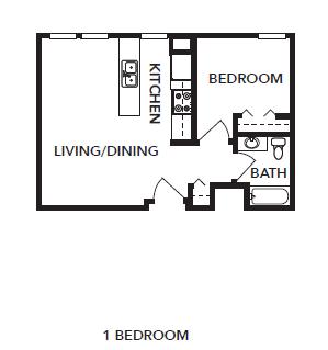 Gratiot Floor Plan