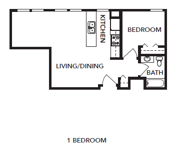 Gratiot Floor Plan